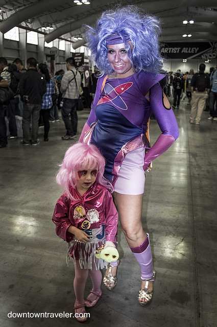 NY Comic Con 2014 Jem