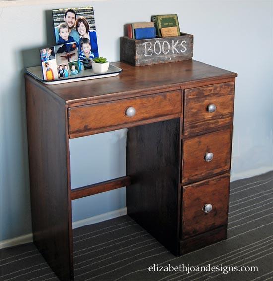 Desk Makeover 1