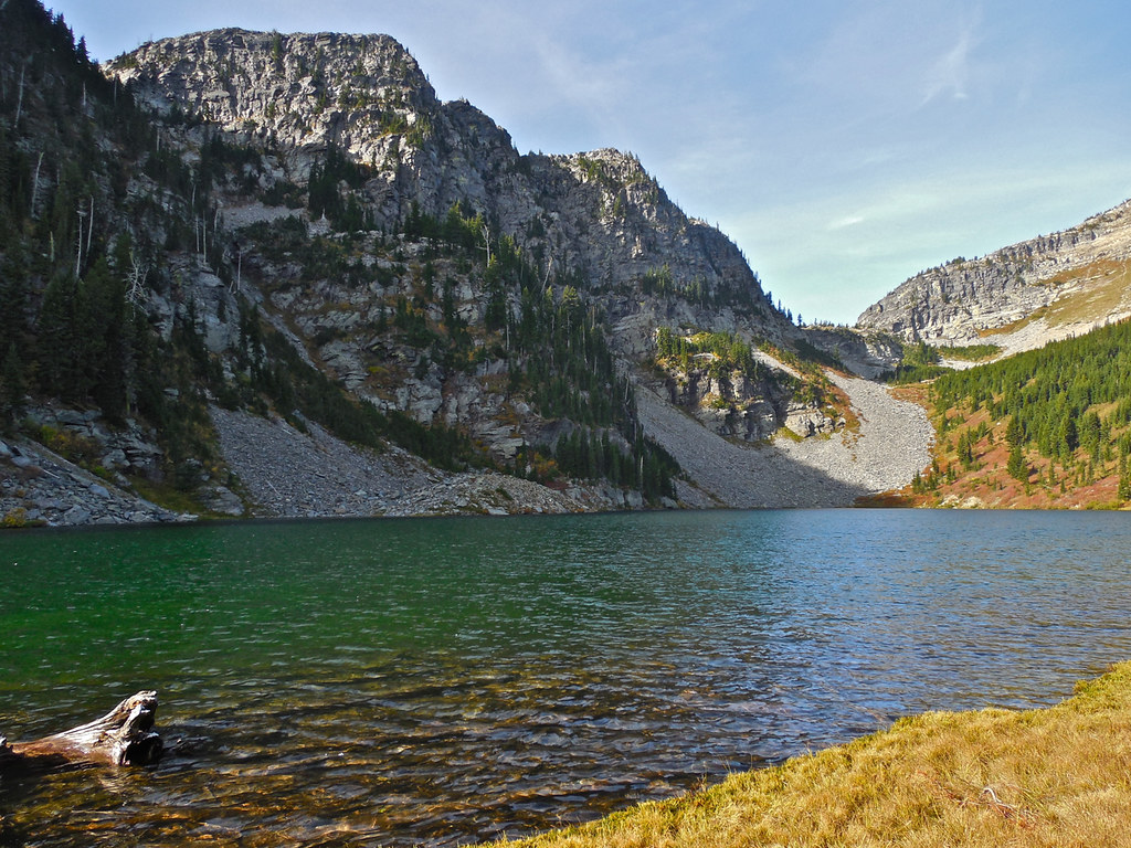 Upper Geiger Lake