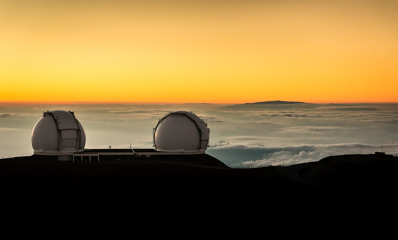 Above The Clouds, Mauna Kea, Hawaii
