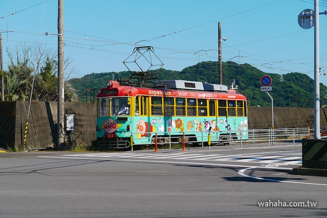 「アンパンマン電車」603号