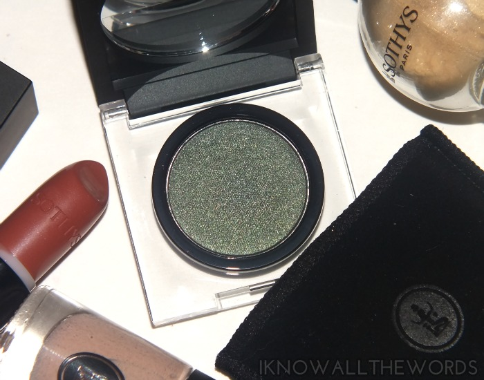 sothys winter 2015 makeup- reflet nocturne eye shadow