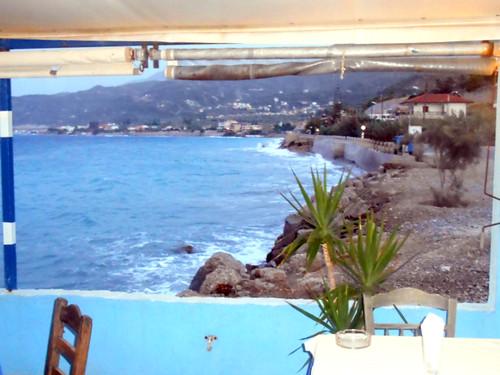 october greece taverna friday 2014 peloponnese limani mavra litharia oct2014 17oct2014