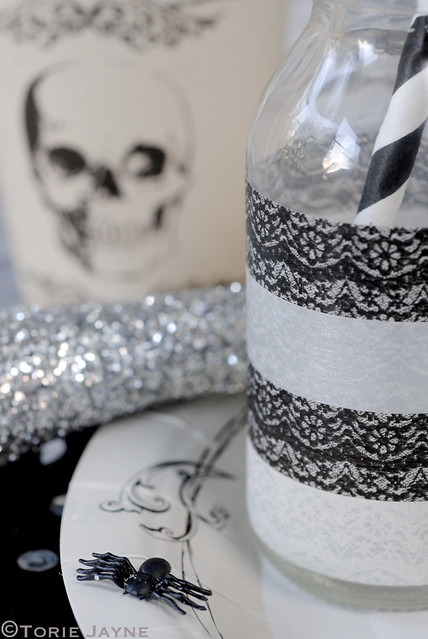 'Gothic Glamour' Halloween Inspiration 7