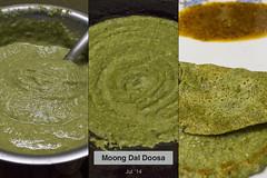 Moong Dal Doosa