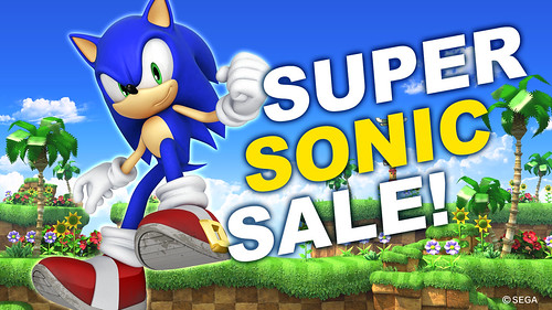 psn super sonic sale