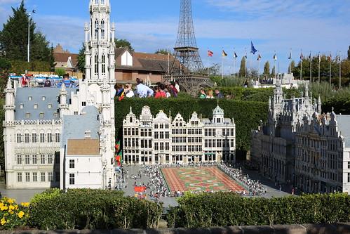 Mini Europe Grand Place (1)