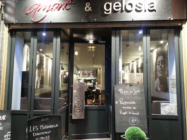 Amore e Gelosia – Italy in Paris