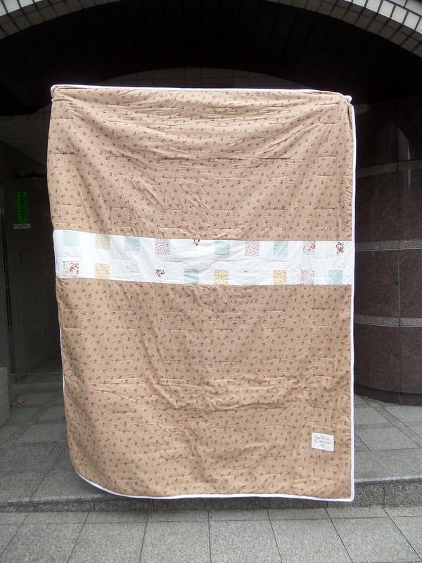 Back - Noriko and Nari's Quilt