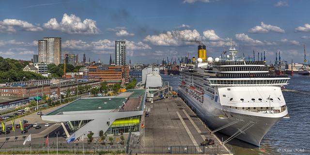 Hamburger Hafen - 06071401