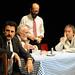 Pubblico il teatro di Casalecchio di Reno posted a photo:Regia di Enrico Ianniello; nella foto Enrico Ianniello Renato Carpentieri Giovanni Ludeno Tony Laudadio