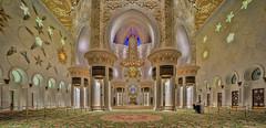Sheikh Zayed Grand Mosque Center 14