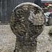 Tombe basque, cimetière de Saint Esteben, L'Arbéroue, Basse-Navarre, Pays Basque, Pyrénées-Atlantiques, Aquitaine, France. by byb64