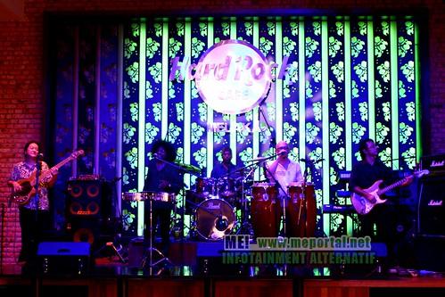 alleycats Live At Hard Rock Cafe Melaka
