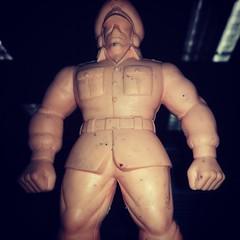 Kinnikuman keshi #BrockenJr #japan #japanese #vintage #unboxing #rubberguys #GreatKeshi #kenkeshi