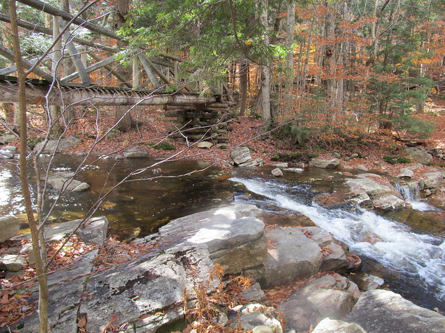 Bridge over West Stony Creek