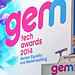 PP14 GEM-Tech Awards 2014