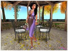 !Soul-Jumper Dress,Heels and Bag 1