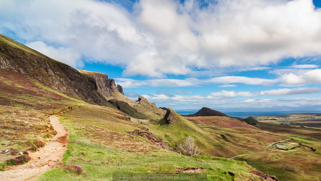 The Quiraing - Skye island -Scotland