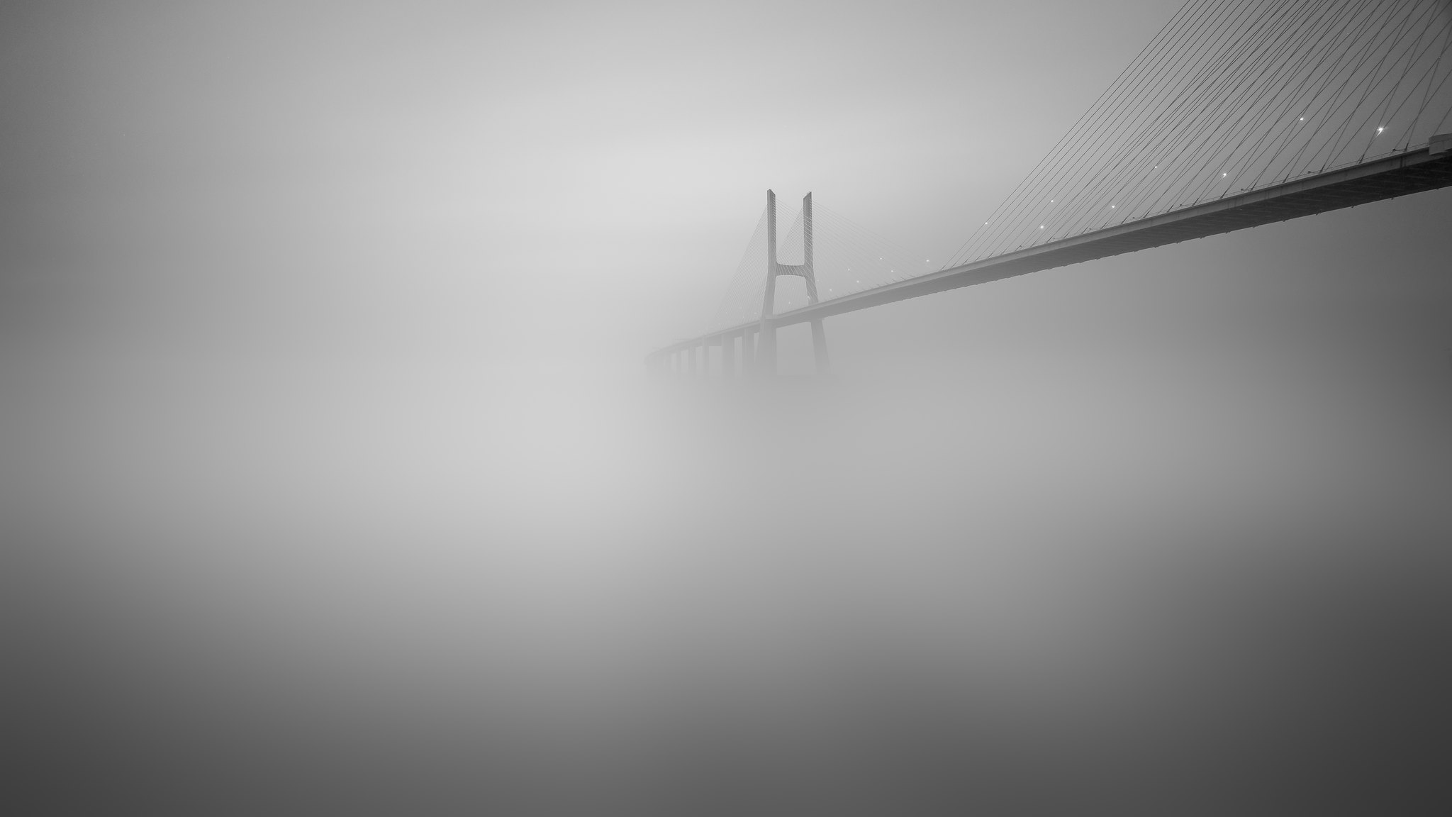 A bridge to unknown