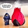 #LEGO_Galaxy_Patrol #LEGO #HEROfactory #RidleyScott #Alien #WeylandIndustries #WeylandCorporation #WeylandCorp #Weyland #AlienEgg #LEGOheroFactory @lego_group @lego