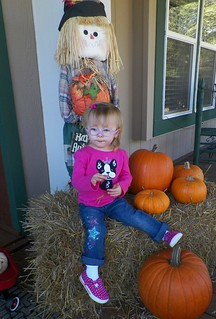 Kaitlyn Pumpkin Patch
