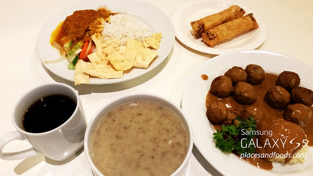 ikea restaurant food