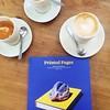 #coffeedate #magiccoffee #printedpages #onthetable #happyweekend