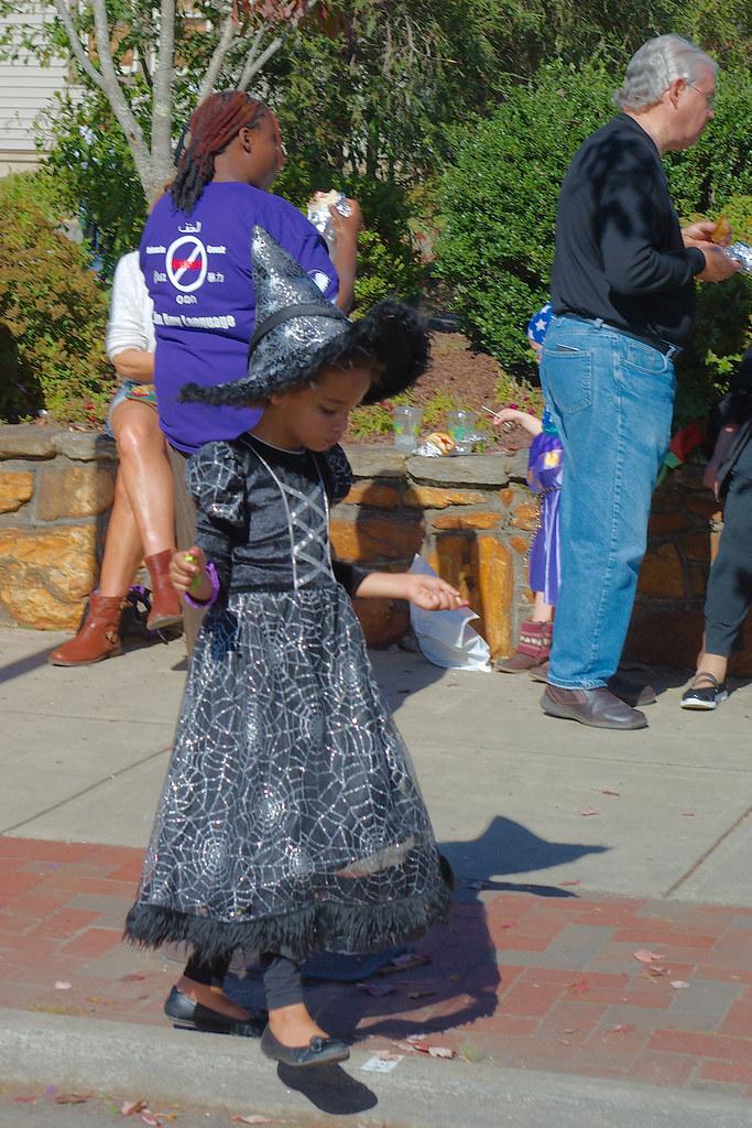 Halloweenfest, Brevard, NC