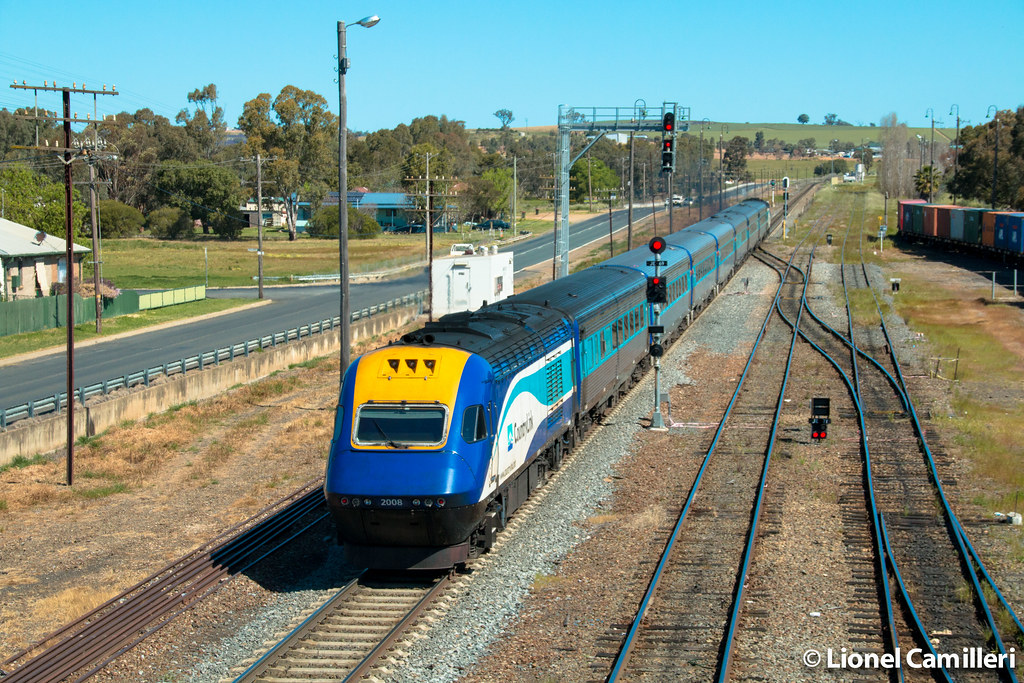 Melbourne bound by LC501