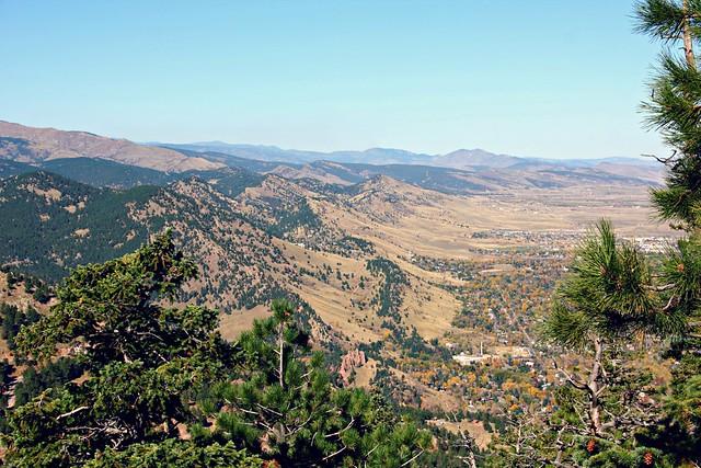 Boulder Foothills