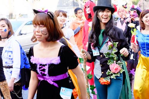 Kawasaki Halloween parade 2014 184