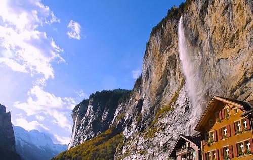 Jungfrau, Swizerland
