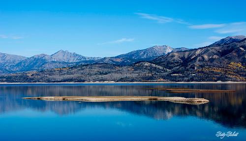 reservoir idaho palisades