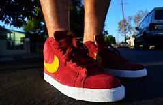 2009 Nike SB USC Blazers