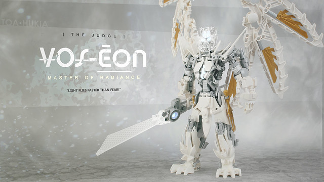 Vos-Ēon - Master of Radiance
