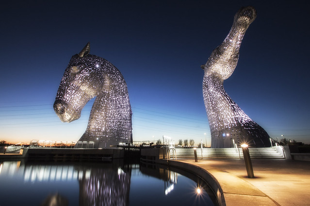 Kelpies 28 Oct 2014