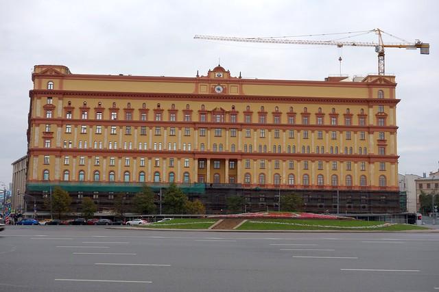 146 - Plaza Lubyanka