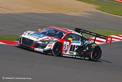 Audi R8 LMS Loeb Racing - P4188404