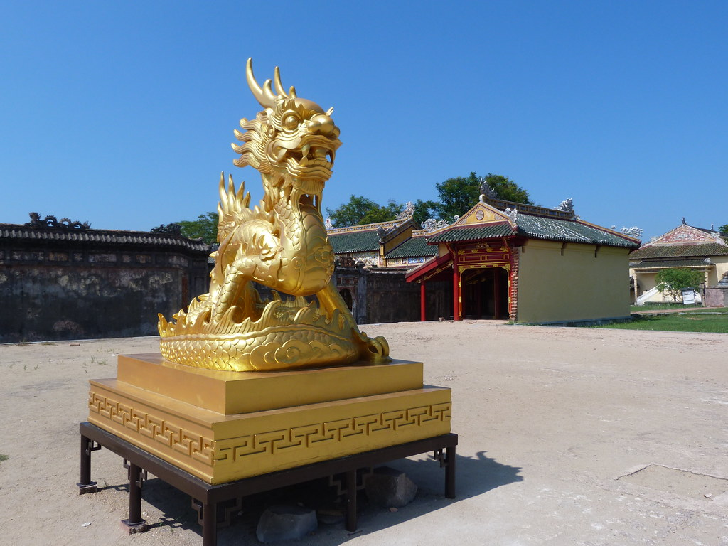 Ciudad prohibida de Hué (Vietnam)