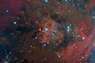 nebulosa ic427_RGHa