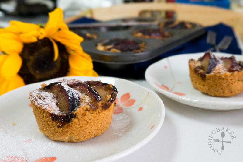 Plum Tartlets
