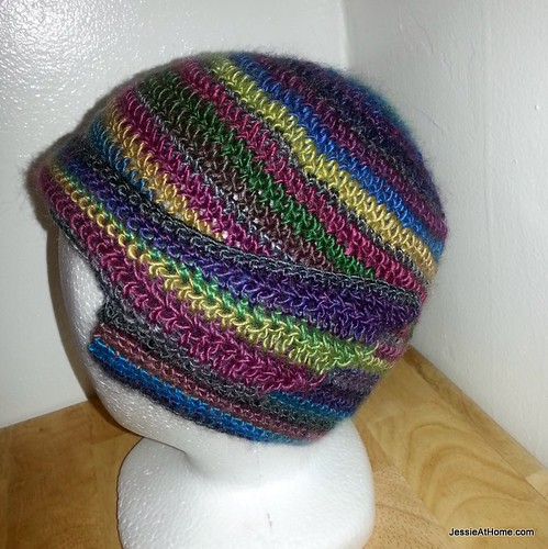 Skylark Cloche Hat ~ Free Crochet Pattern | Jessie At Home