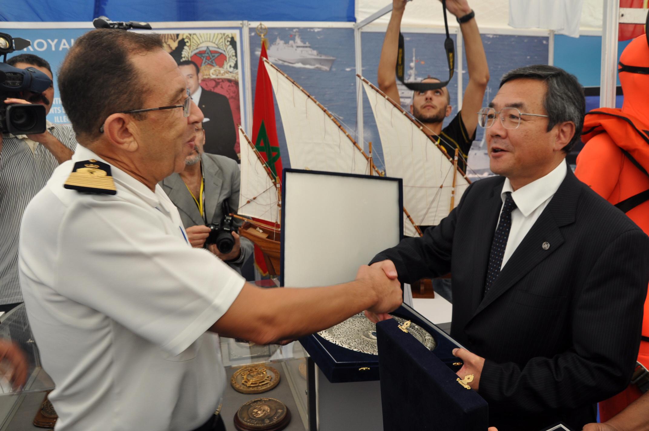 Articles à propos de la Marine Royale Marocaine 15701965535_b32600e666_o