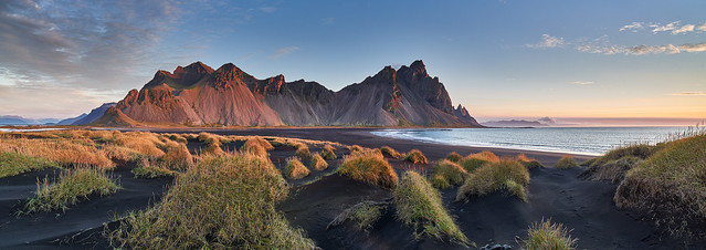 Good Morning Vestrahorn