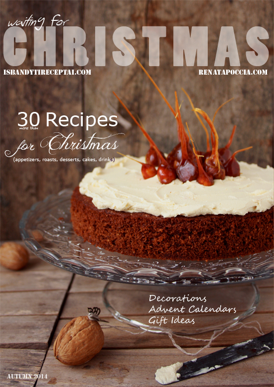 Waiting for Christmas. Kitchen and Decor magazine.