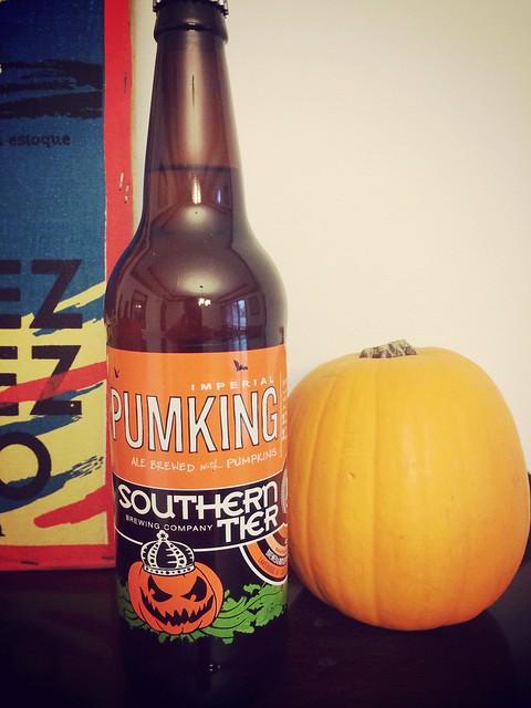 Pumking pumpkin beer