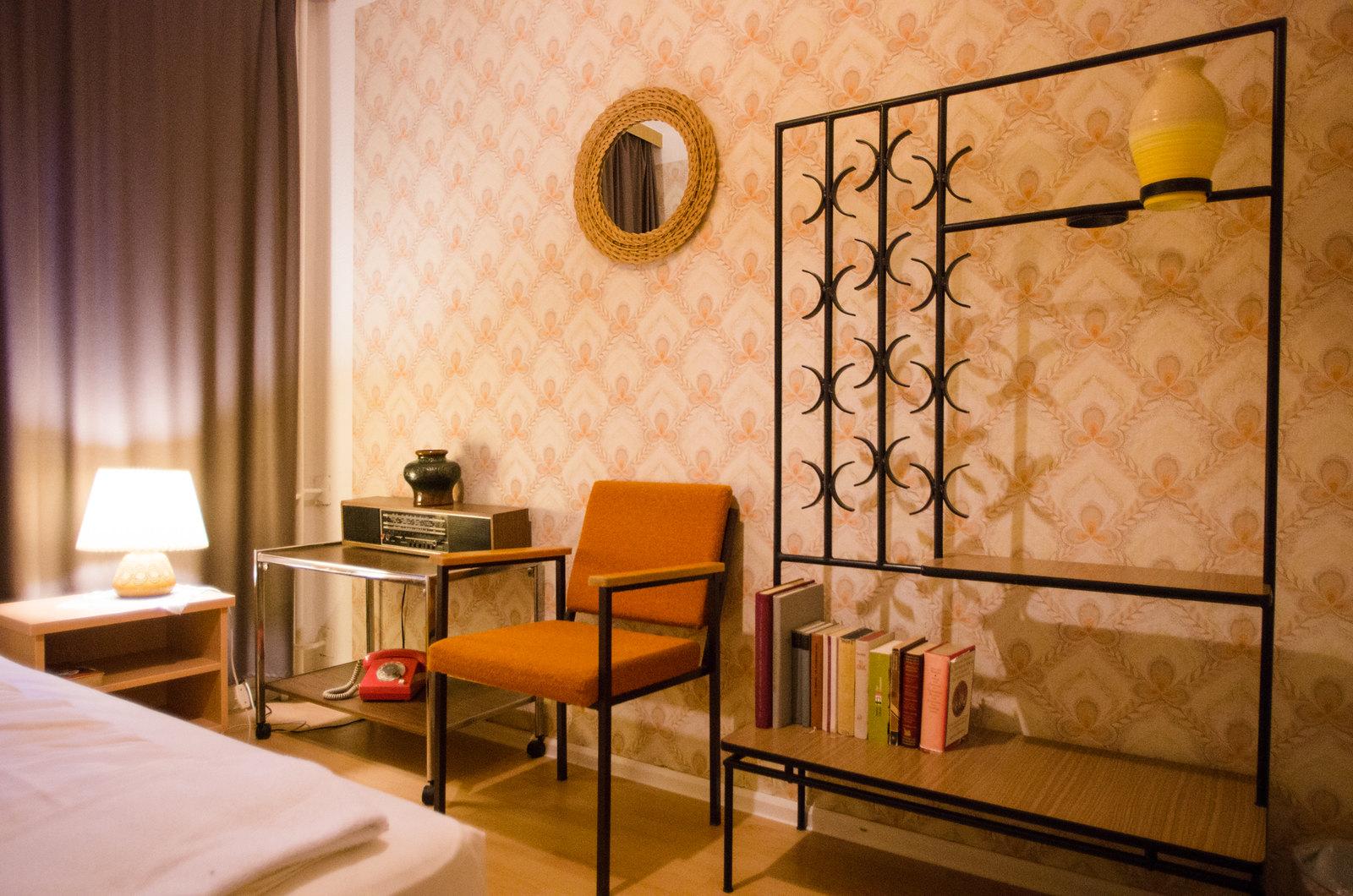 Bons plans Berlin - DDR Ostel Design Hostel