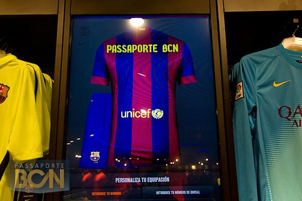 b2c9727c2a onde comprar camisas do Barça em Barcelona