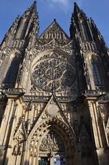 Prague, Cathedral of St.Vitus